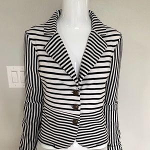 Olsenboye Striped Jacket - Small